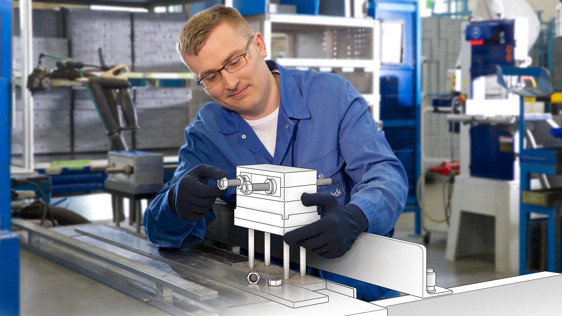 Produktionsmitarbeiter (m/w/d) für die Stahlverarbeitung im Schichtbetrieb